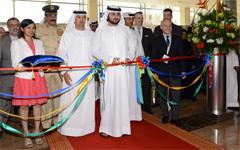 Sheikh Maktoum bin Mohammed bin Rashid Al Maktoum, opens The Big 5 2014